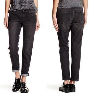 The Kooples Distressed Boyfriend Jeans